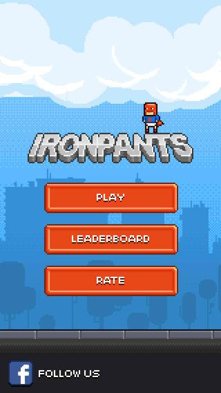 Ironpants Flies Into The App Store To Take On Surprise Top Free Game Flappy Bird