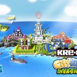 Zynga Updates Hasbro Toy-Based KRE-O CityVille Invasion With New Features