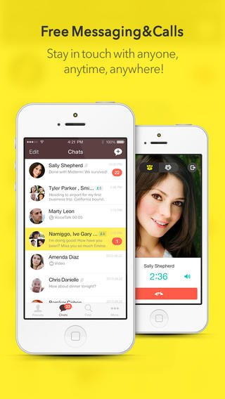 Get Ka-Talking As KakaoTalk Messenger Goes 4.0 With A Brand New Design For iOS 7