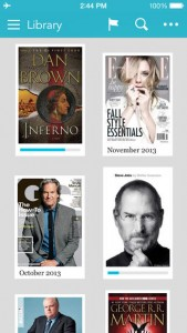Kobo Books E-Reading App Turns A New Page, Updated To Version 7.0 For iOS 7
