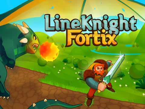 Take Back What Is Rightfully Yours By Drawing Lines In Bulkypix's Line Knight Fortix