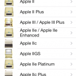 Apple Product Database App Mactracker Updated With Info On Vintage Non-Mac Systems