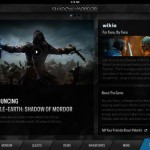 Gaze Into Palantir, The Wikia-Powered Middle-earth: Shadow Of Mordor Companion App