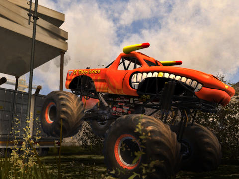 As Big As It Gets: Monster Jam Gets First Ever Official Mobile Game On iOS