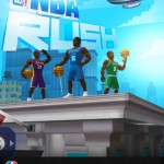 Boomshakalaka! Can You Become The Most Valuable Endless Runner In NBA Rush?