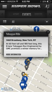 NFL Mobile App Updated With Event Guide, Map And Videos For Super Bowl XLVIII