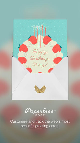 Send Valentines And Other Greeting Cards From Your iPhone With Paperless Post 3.0
