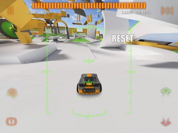 Jet Car Stunts Game Free Online