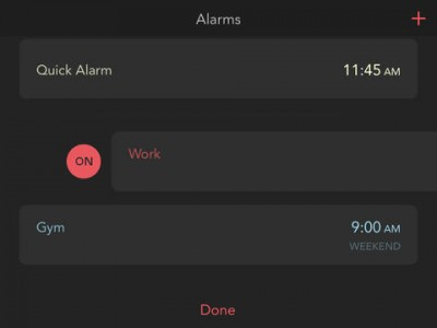 Rise App Updated With Alarm Control Center Enhancements And Other Tweaks