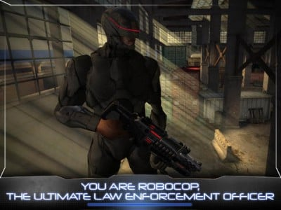 Dead Or Alive, You're Coming With RoboCop In Glu Games' Official Movie Tie-In Game