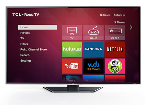 Popular Streaming Player Maker Roku To Release Very Own iOS-Controllable Smart TV