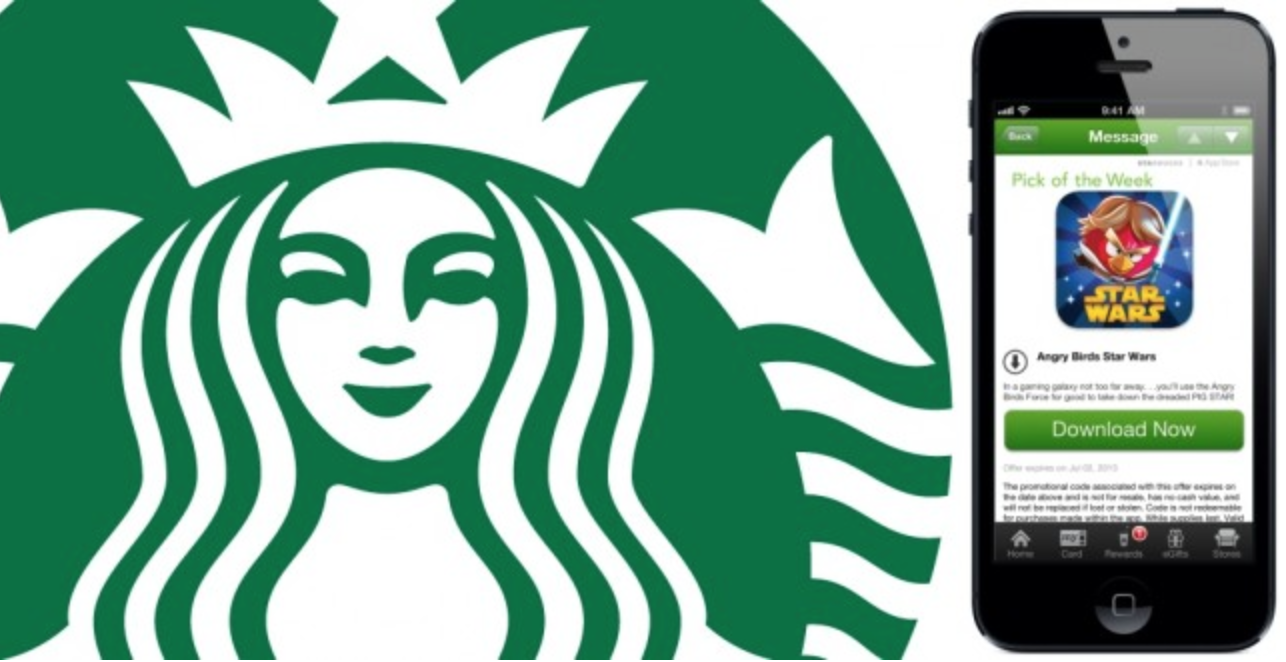 Starbucks Now Allows iDevice Users To Redeem 'Pick Of The Week' Using iOS 7's Camera
