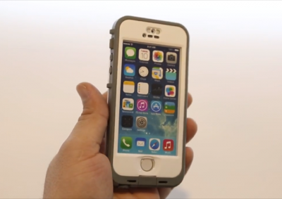 CES: LifeProof Shows Off Its New iPhone 5s Waterproof Cases For 2014