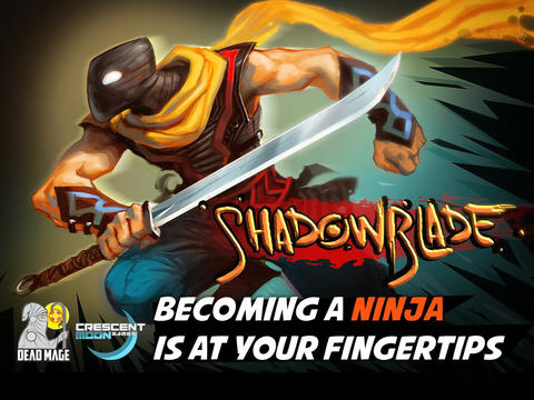 Prove Your Worth As A Ninja In The New Action Platformer Shadow Blade