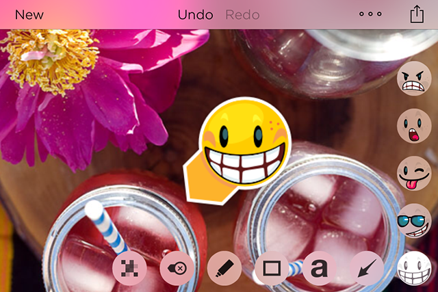 Smile! Evernote Updates Skitch With Emoticon Stamps And Other Improvements
