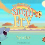 Dive Into Noodlecake Studios' Small Fry Endless Swimming Game For iOS