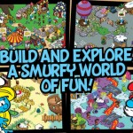 Sail Away With A Spacey New Update To The Popular Smurfs' Village Simulation Game