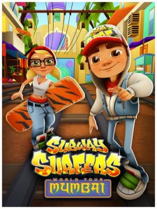 Subway Surfers Goes To The Indian City Of Mumbai For Its World Tour Anniversary