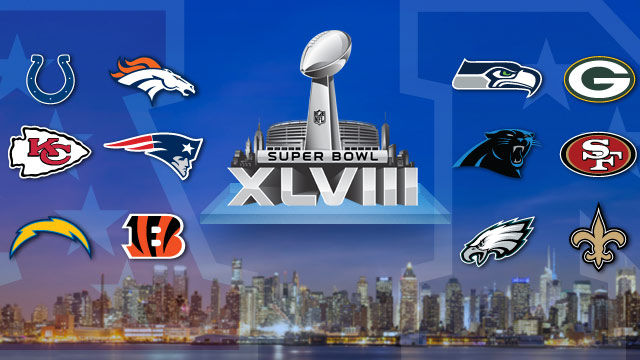 NFL To Use iBeacon Tech In Times Square And MetLife Stadium For Super Bowl