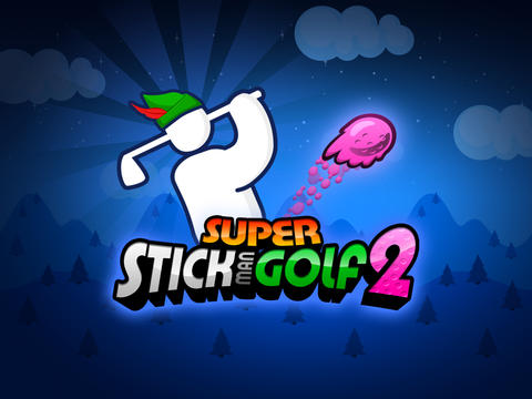 Super Stickman Golf 2 Goes Free As It Gets Hit By Meaty And Spacey Major Update