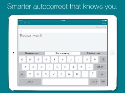 SwiftKey Predictive Keyboard Arrives On iOS In New Evernote-Integrated App