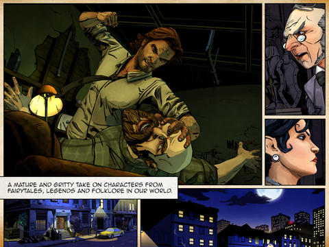 Telltale Games Unleashes New 'Red Band' Trailer For Episode 2 Of The Wolf Among Us
