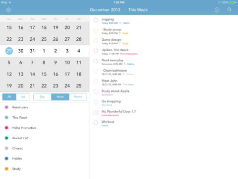 This Week, Start The New Year Right And Be More Productive With This Reminders App