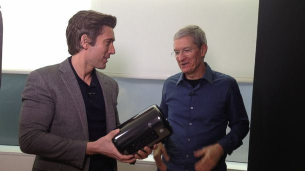 ABC News To Air Interview With Apple CEO Tim Cook On 30th Anniversary Of Macintosh