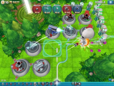 Limbic Software Unleashes TowerMadness 2 With New Weapons, Enemies And More