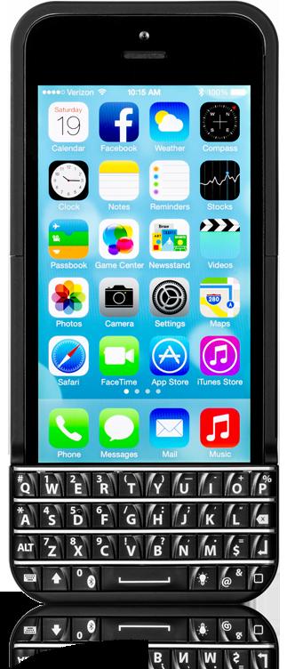 Ryan Seacrest's Typo iPhone Keyboard Startup Responds To BlackBerry Lawsuit