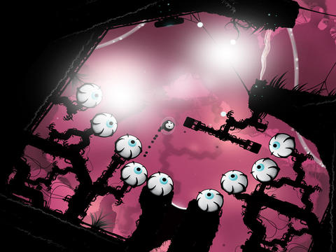 Warning: This New Badland-esque Puzzle Platformer May Induce Vertigoo