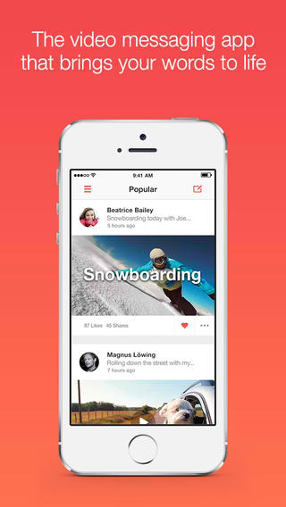 Word Up: Wordeo App Brings Your Words To Life With Matching Video Clips