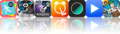 Today's Apps Gone Free: Quick Diet, Pocket DJ, Fitness And More
