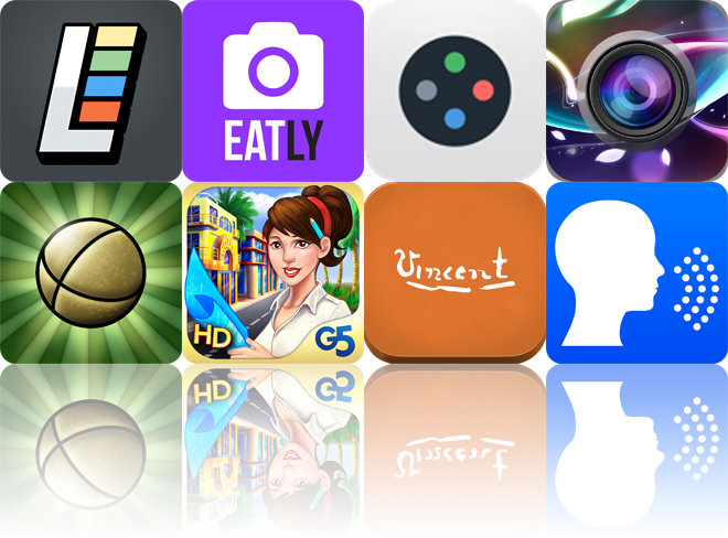 Today's Apps Gone Free: Letterverse, Eatly, Singaling And More