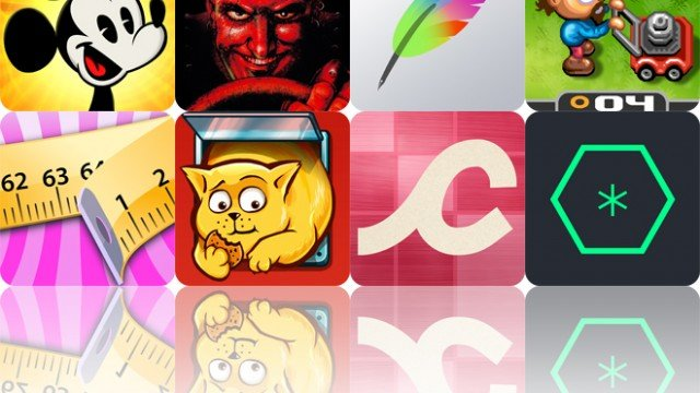 Today's Apps Gone Free: Where's My Mickey?, Carmageddon, Planner Plus And More