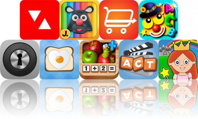 Today's Apps Gone Free: DataMan Next, Imagination Box, Spend-It And More