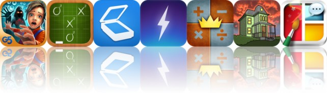 Today's Apps Gone Free: Abyss, TicToe Fury, TinyScan Pro And More