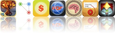 Today's Apps Gone Free: Spirit Walkers, Gradify, EasyCost And More
