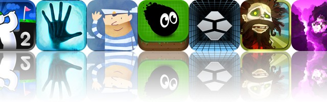 Today's Apps Gone Free: Super Stickman Golf 2, Time Trap, Fiete And More