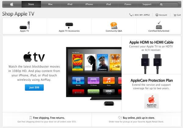 Report: Upcoming Apple TV Upgrade Could Feature An Integrated AirPort Express