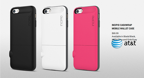 Incipio's Cashwrap Case Brings NFC Technology To The iPhone