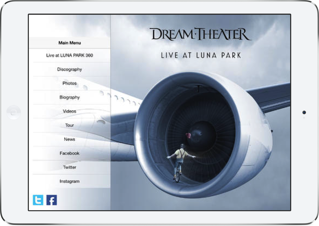Dream Theater 360 Offers Fans A Unique, Interactive Musical Experience