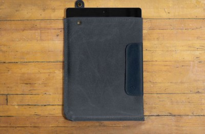 Review: DODOcase Durables Is The Perfect Compliment For A Caseless iPad Air