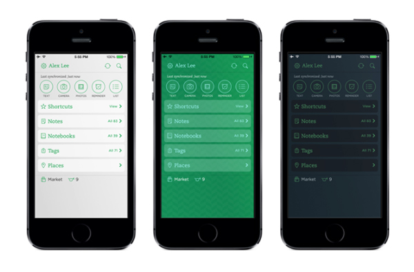 Evernote Update Brings Customization Options And More