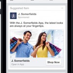 Facebook Is Testing Ads In Third-Party Mobile Apps