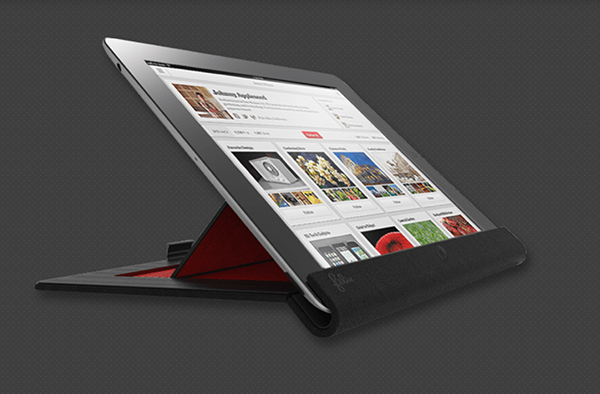 Flip Out For The Versatile FlipStand iPad Case From Felix