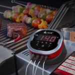 Calling All Foodies: New iOS-Compatible iGrill Accessories Are On This Year's Menu
