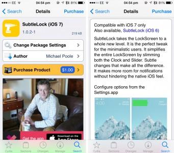 Cydia Tweak: SubtleLock Can Give Your iOS 7 Lock Screen A More Elegant Look