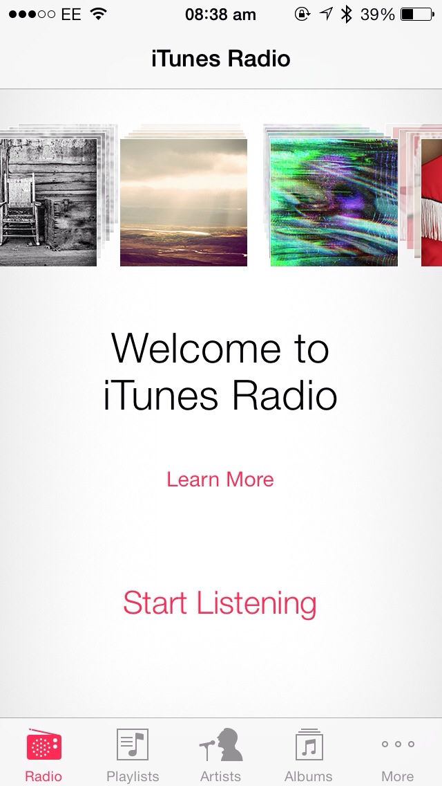 Is iTunes Radio Set To Go International? Users Report Availability Overseas