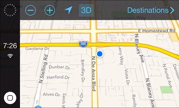Organizational Problems Reportedly Holding Back Apple's iOS In The Car